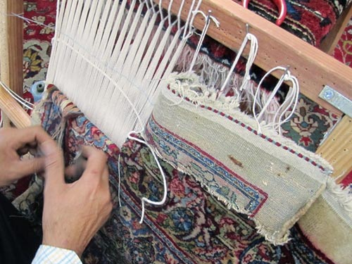 Dry-Rot-Rug-Repair-Reweaving
